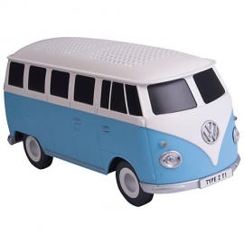 VW T1 Bus Bluetooth Loudspeaker Blauw