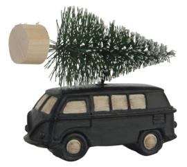 VW Bulli met Boom | Hanger | Small | Zwart | IB Laursen