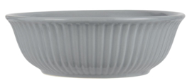 Bowl Mynte | French Grey | Medium Ø:21,5 cm | IB Laursen