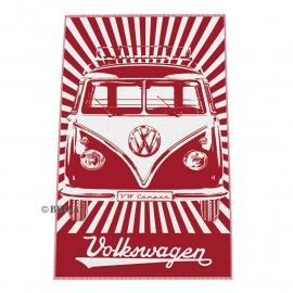 VW T1 | Badlaken  | Rood