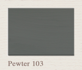 103 Pewter | Eggshell Zijdemat Krijtlak | 750 ml