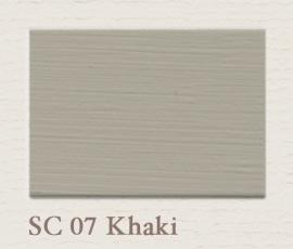 SC 07 Khaki | Matt Emulsion | 2,5 ltr