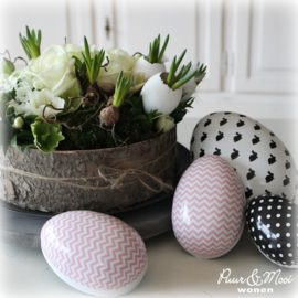 Papieren Eieren Set 3 Tafelgut