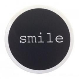 "Stickers ""Smile"" Zwart set 10"