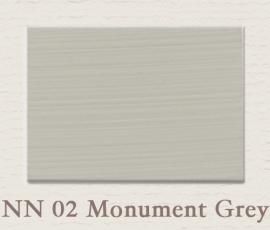 NN 02 Monument Grey | Matt Emulsion | 2,5 ltr