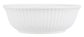 Bowl Mynte | Pure White | Medium  Ø:21,5 cm | IB Laursen