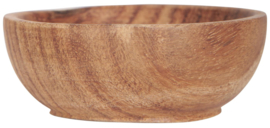 Bowl Mini   Ø:5,5 Acaciawood   Ib Laursen