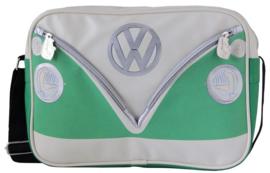 Schoudertas | VW T1 Bus | Groen | Tijdelijk Uitverkocht