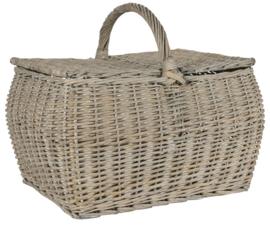 Picknickmand met Deksel | IB Laursen