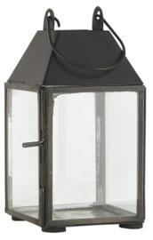 Lantaarn Mini | Zwart | H:13,5 cm | IB Laursen