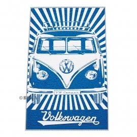 VW T1 | Badlaken | Blauw