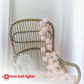 Cotton Ball Lights | Wit | 35