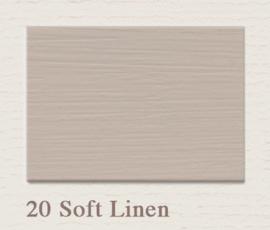 20 Soft Linen | Eggshell | Zijdemat krijtlak | 750 ml