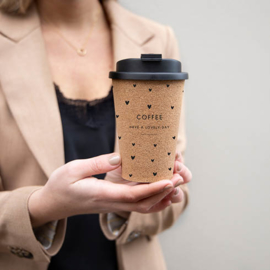 To Go Mug | Coffee - Lovely Day | Bastion Collections