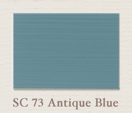 SC 73 Antique Blue | Matt Emulsion | 2,5 ltr