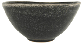Salade Bowl Antique Black Dunes | X-Large Ø:24 cm | IB Laursen