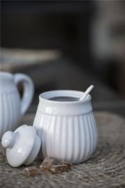 Suikerpot Wit IB Laursen