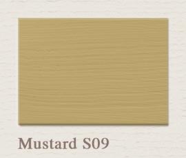 S 09 Mustard | Matt Emulsion | 2,5 ltr