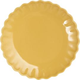 Bord | Mustard | 21 cm | IB Laursen