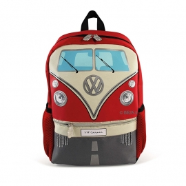 VW Rugzak | Small | Rood