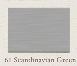 61 Scandinavian Green | Matt Emulsion | 2,5 ltr