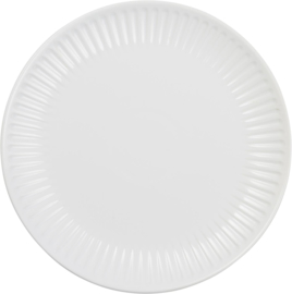 Dinner Plate | Pure White | IB Laursen