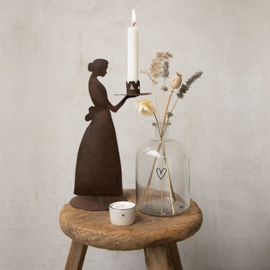 Candle Lady Brown | Bastion Collections