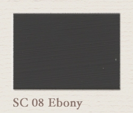 SC 08 Ebony | Matt Emulsion | 2,5 ltr