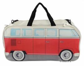 Sport & Reistas | VW Bus | Rood