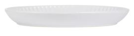 Schaal Ovaal | 30 x 22 cm | Pure White | IB Laursen