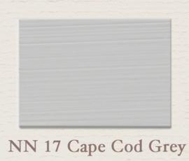 NN 17 Cape Cod Grey | Eggshell | Zijdemat Krijtlak | 750 ml
