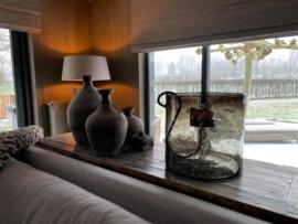 S- Kandelaar de Luxe | Metaal | Puur wonen
