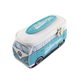VW Bus | Lunchtas - Toilettas | Small | Turquoise