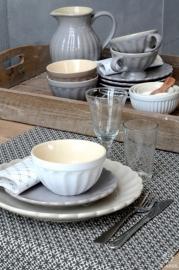 Diner Bord | Puur Wit  | 28 cm | IB Laursen | Tijdelijk Uitverkocht