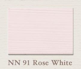 NN 91 Rose White | Eggshell | Zijdemat Krijtlak | 750 ml