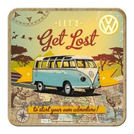 VW Onderzetters | Set 5 | Lets Get Lost