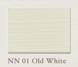 NN 01 Old White | Eggshell | Zijdemat Krijtlak | 750 ml
