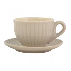 Espresso Kop & Schotel Latte IB Laursen