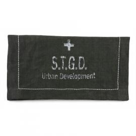 Tafelloper STGD Antraciet
