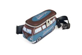 VW T1 Bus | Neoprene Heuptas | Petrol/Bruin