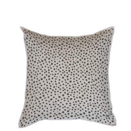 Kussenhoes Happy Dots | 50 x 50 | Naturel | Bastion Collections