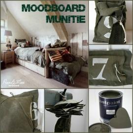 Moodboard Munitie
