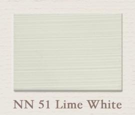 NN 51 Lime White | Eggshell | Zijdemat Krijtlak | 750 ml