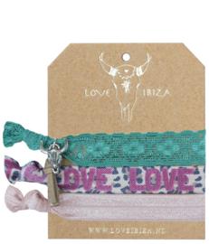 Love Ibiza |  Accessoires | Pols, Enkel & Haar