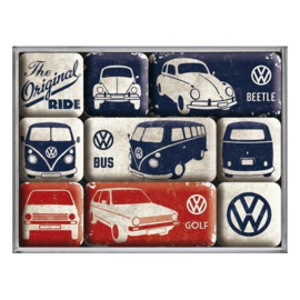VW Magneetset | The Original Ride
