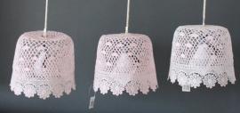 Hanglamp voor Buiten Pastel Roze | Uitverkocht
