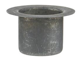 Kaarshouder Los voor Dinerkaars 2,2 cm | Zink | IB Laursen