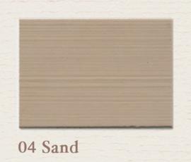 04 Sand | Eggshell | Krijtlak Zijdemat | 750 ml