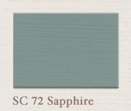SC 72 Sapphire | Eggshell Zijdemat Krijtlak | 750 ml