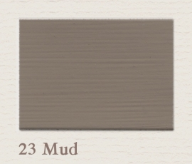 23 Mud | Matt Emulsion | 2,5 ltr